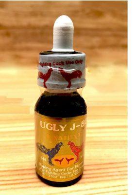 thuốc gà đá UGLY J - 88